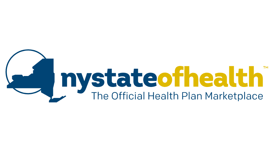 NY State of Health Logo Vector
