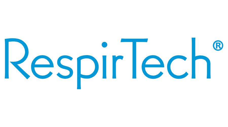 RespirTech Logo Vector