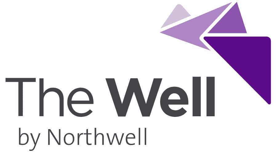 The Well by Northwell Logo Vector