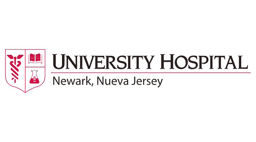 University Hospital Newark, Nueva Jersey Logo Vector