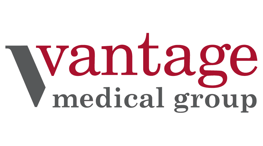 Vantage Medical Group Logo Vector