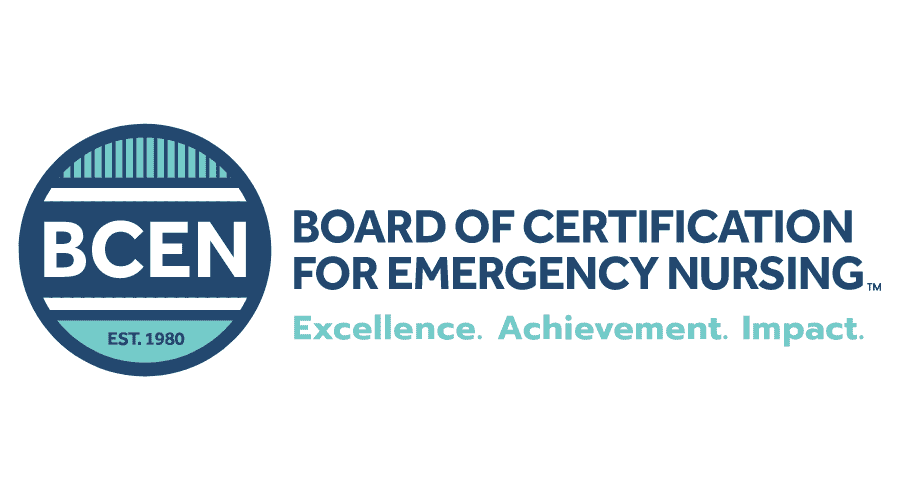 Board of Certification for Emergency Nursing (BCEN) Logo Vector