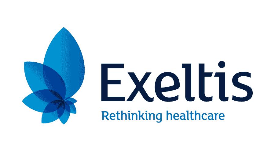 Exeltis Rethinking Healthcare Logo Vector