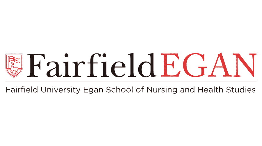 Fairfield University Egan School of Nursing and Health Studies Logo Vector