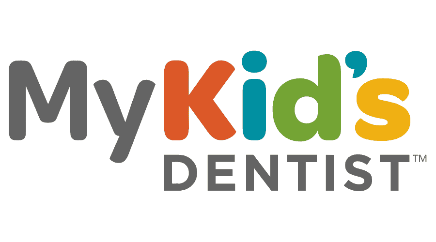 My Kid's Dentist Logo Vector