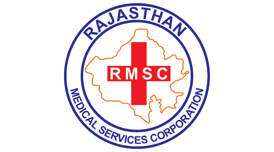 Rajasthan Medical Services Corporation (RMSC) Logo Vector