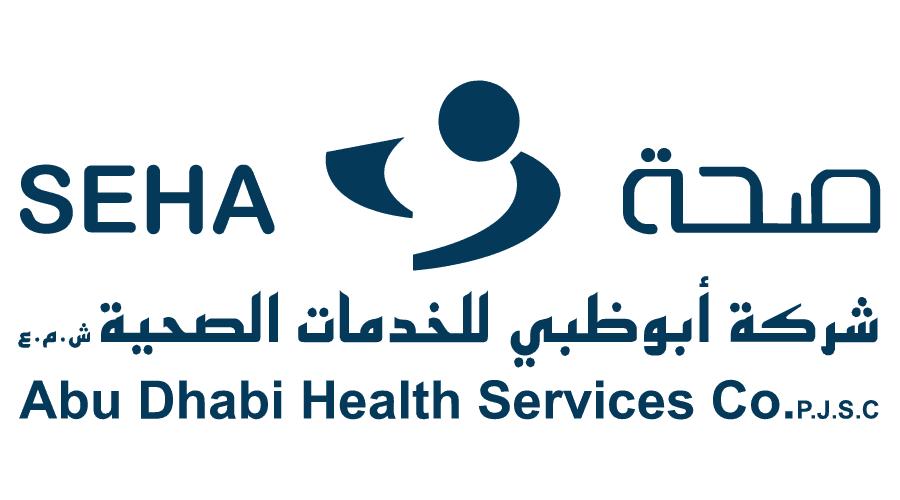 SEHA | Abu Dhabi Health Services Company Logo Vector