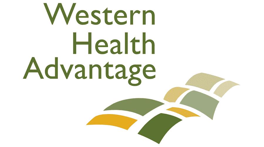 Western Health Advantage Logo Vector
