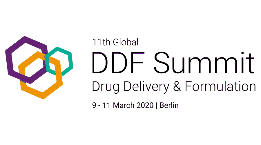 11th Global Drug Delivery and Formulation Summit Logo Vector
