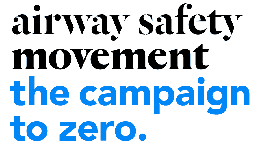 Airway Safety Movement Logo Vector