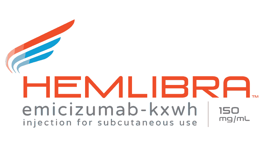 HEMLIBRA (emicizumab-kxwh) Logo Vector