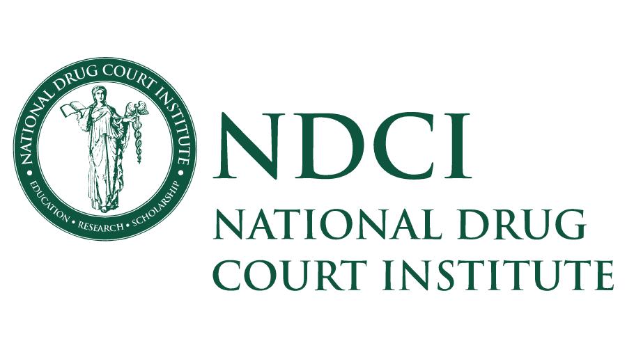 National Drug Court Institute (NDCI) Logo Vector