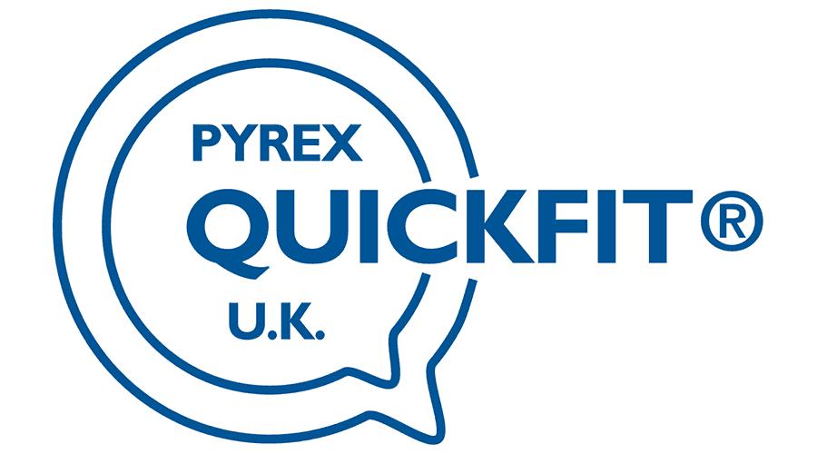 Pyrex Quickfit UK Logo Vector
