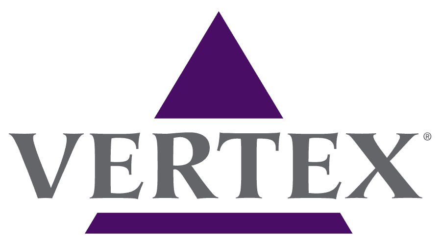 Vertex Pharmaceuticals Incorporated Logo Vector