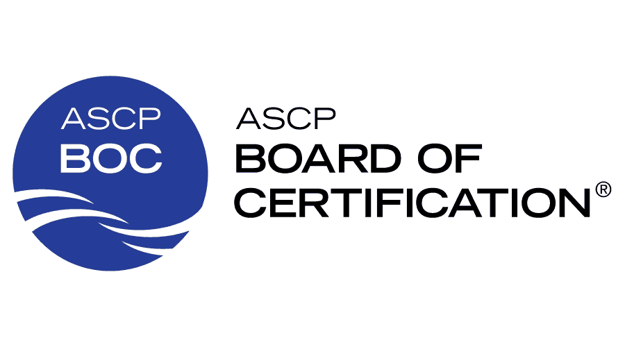 ASCP Board of Certification (BOC) Logo Vector