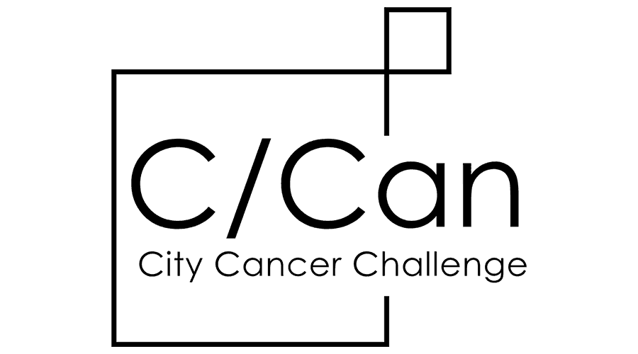 City Cancer Challenge Logo Vector