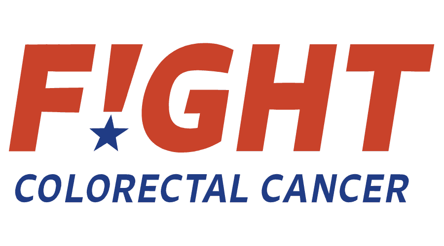 Fight Colorectal Cancer Logo Vector