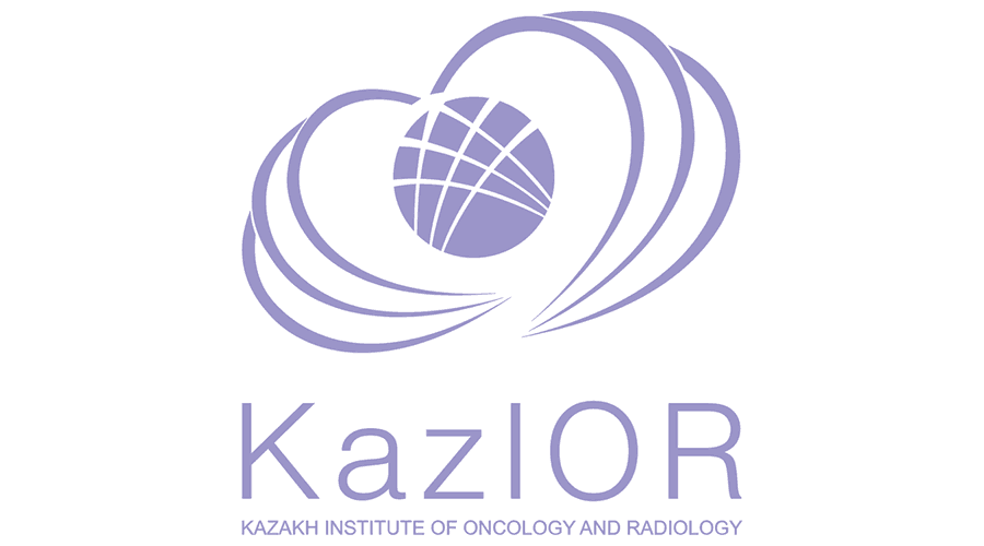 KazIOR – Kazakh Institute of Oncology and Radiology Logo Vector