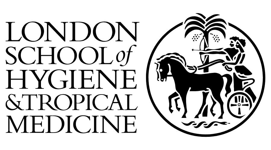 London School of Hygiene and Tropical Medicine (LSHTM) Logo Vector