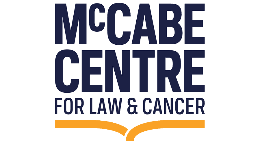 McCabe Centre for Law and Cancer Logo Vector