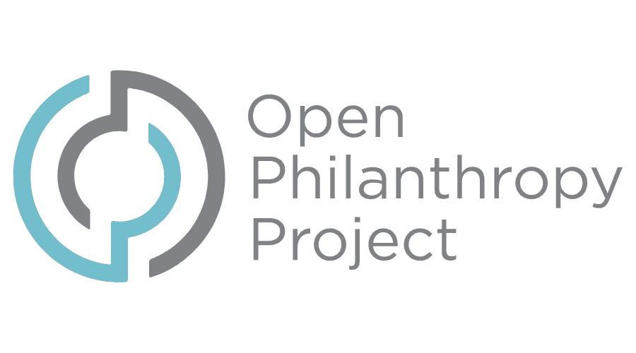 Open Philanthropy Project Logo Vector