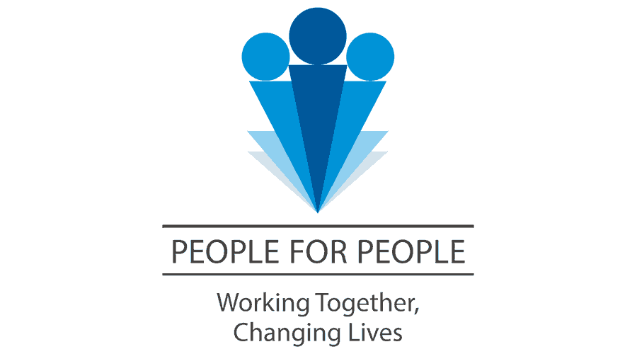 People For People Logo Vector