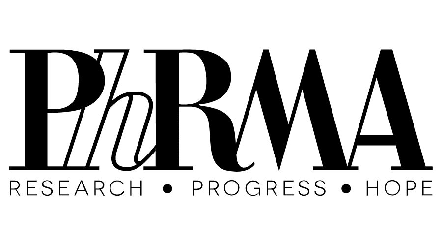 Pharmaceutical Research and Manufacturers of America (PhRMA) Logo Vector