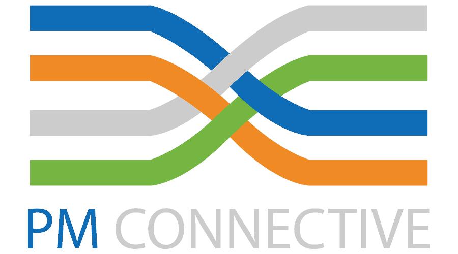 PM Connective Logo Vector