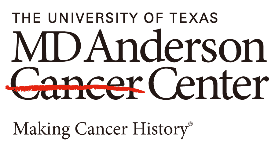The University of Texas MD Anderson Cancer Center Logo Vector