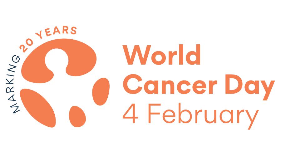 World Cancer Day Logo Vector