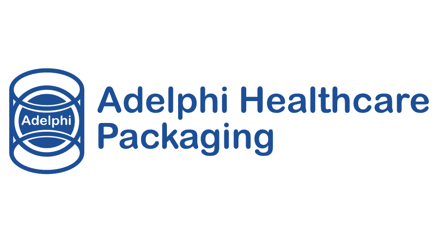 Adelphi Healthcare Packaging Logo Vector
