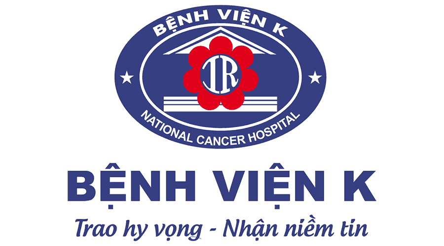 Bênh viên K VietNam National Cancer Hospital Logo Vector's thumbnail