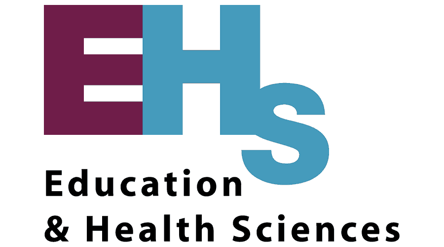 Education and Health Sciences (EHS) Logo Vector