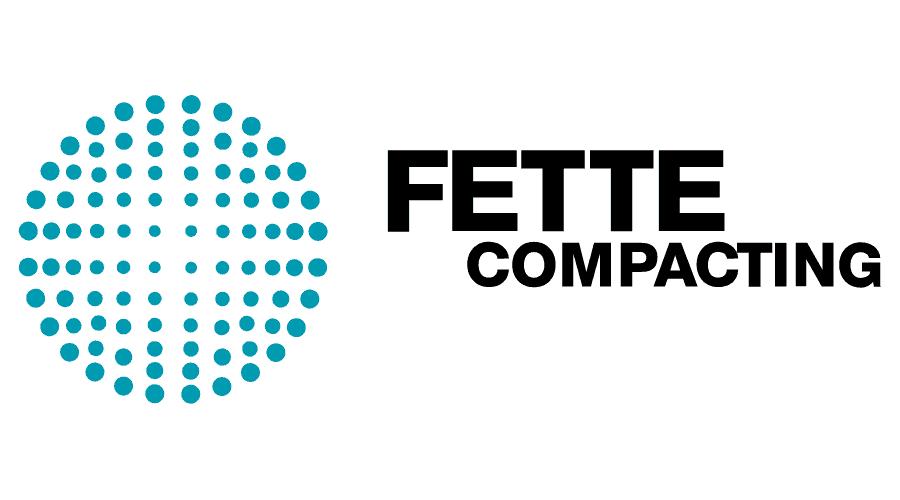 Fette Compacting Logo Vector