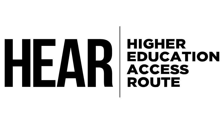 Higher Education Access Route (HEAR) Logo Vector