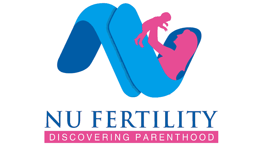 NU Fertility Logo Vector