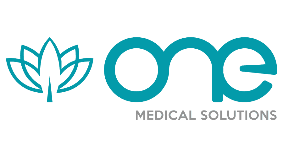 One Medical Solutions Logo Vector