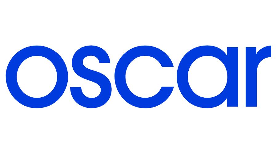 Oscar Insurance Logo Vector