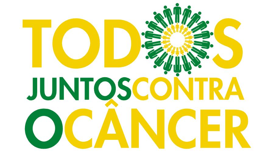 Todos Juntos Contra o Câncer (TJCC) Logo Vector