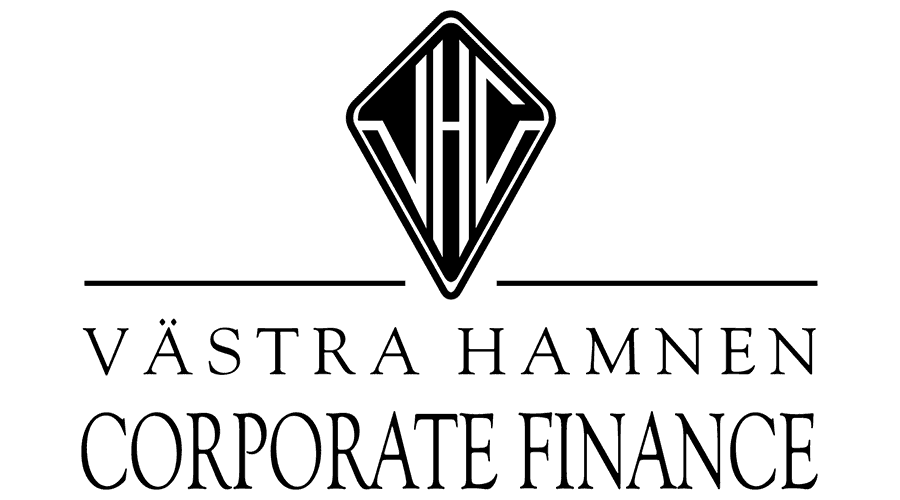 Västra Hamnen Corporate Finance Logo Vector