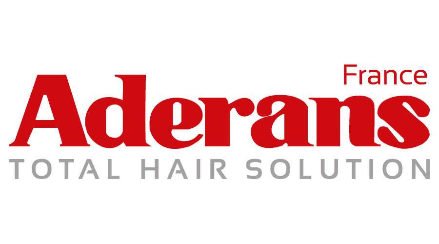 Aderans France – Total Hair Solution Logo Vector