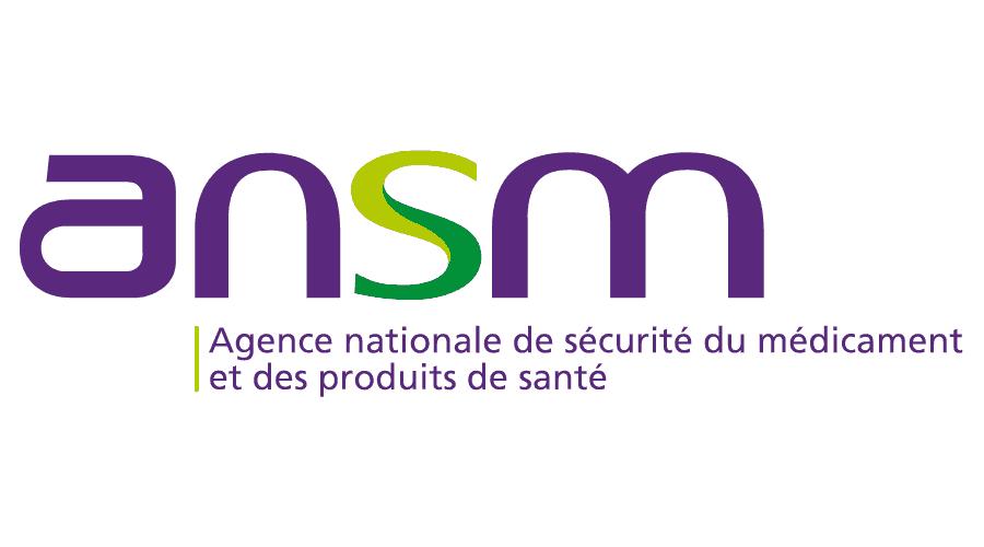 ANSM – Agence nationale de sécurité du médicament et des produits de santé Logo Vector