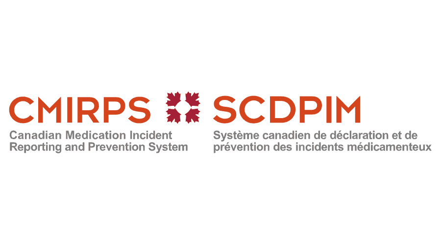 Canadian Medication Incident Reporting and Prevention System (CMIRPS) Logo Vector