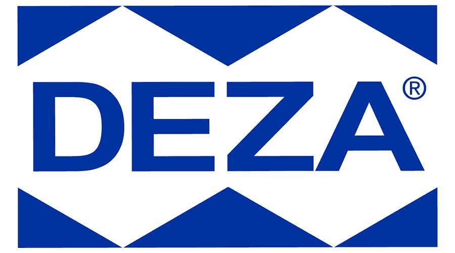 DEZA a.s. Logo Vector