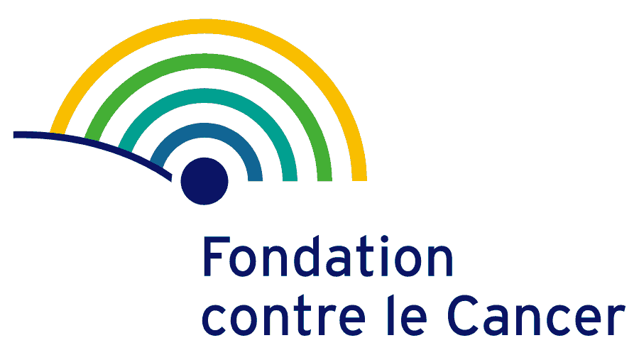 Fondation contre le Cancer Logo Vector