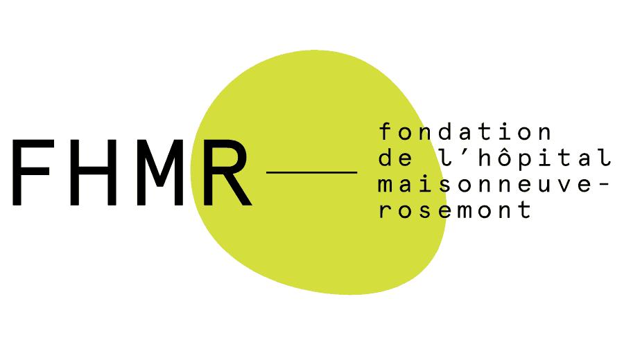 Fondation de l'Hôpital Maisonneuve-Rosemont (FHMR) Logo Vector
