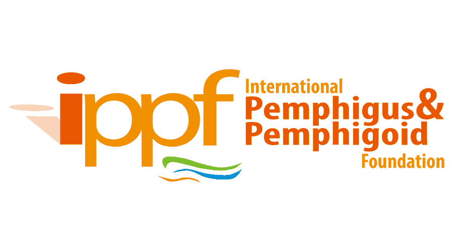 International Pemphigus and Pemphigoid Foundation (IPPF) Logo Vector