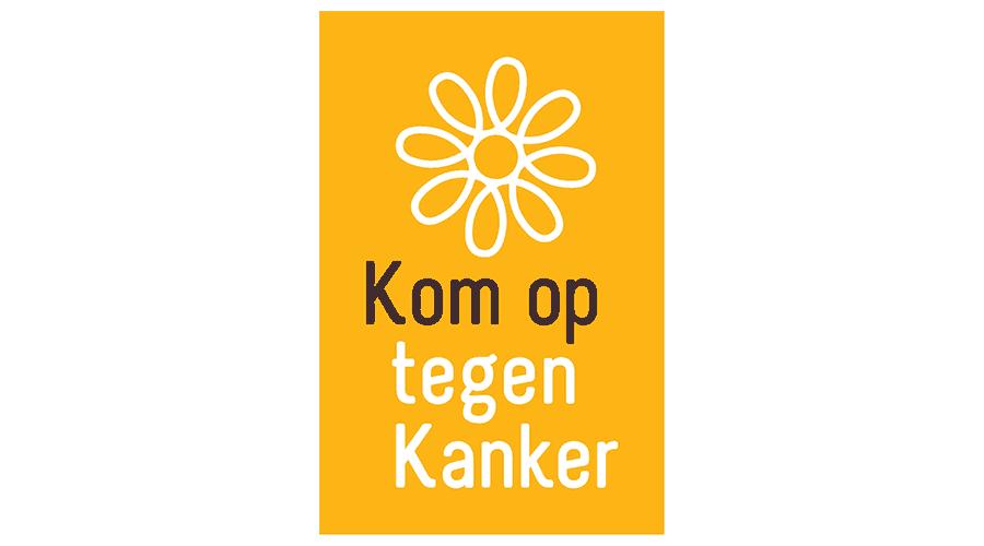 Kom op tegen Kanker Logo Vector