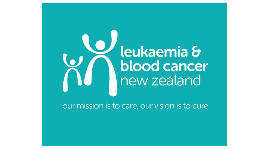 Leukaemia and Blood Cancer New Zealand Logo Vector