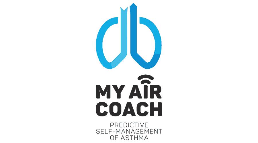 myAirCoach Logo Vector